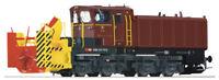 """Roco H0 72800 Schneeschleuder """"Beilhack"""" der SBB """"DCC Digital + Sound"""" NEU + OVP"""