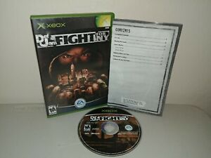 Def Jam: Fight for NY CIB & TESTED (Microsoft Xbox, 2004) *READ DESC*