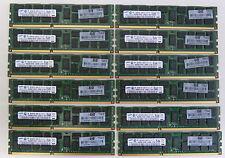 48GB (12x4GB)  PC3-10600R  DDR3 1333MHz Reg ECC  HP IBM DELL Apple
