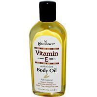 Cococare, Vitamin E, Body Oil, 8.5 fl oz (250 ml) s day