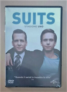 DVD - SUITS - STAGIONE UNO