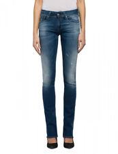 Replay WEX689 97C 163 009 LUZ Bootcut  Damen Jeans, Denim, Blau, Trousers