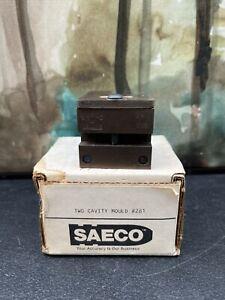 SAECO 281 G0B DOUBLE CAVITY WITH ORIGINAL BOX