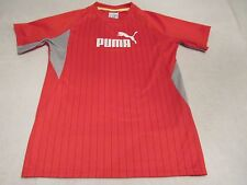 MENS PUMA VOLVO OCEAN RACE ROUND THE WORLD SHIRT SIZE SMALL GREAT SHAPE