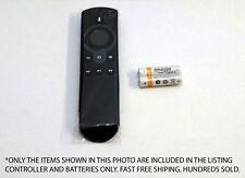 Amazon Fire TV Voice Remote w Alexa for Stick & Box U.S. Model #DR49WK B