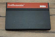 Jeu GOLFAMANIA pour Sega MASTER SYSTEM (CARTOUCHE SEULE)