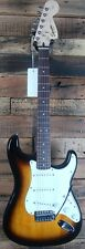 Squier Affinity Stratocaster Electric Guitar - Brown Sunburst w/ Fender Gig Bag