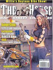 THE HORSE BACKSTREET CHOPPERS No.78 (New Copy) *Free Post To USA,Canada,EU