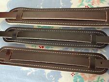 Cornhusker Guitar Straps MINI Vintage Guitar Strap - Tenor Guitar Strap - Brown