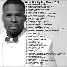 Promo Video Compilation DVD, Blazin Hot Hip Hop March 2013, NEW ONLY on EBAY!!