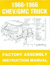 60 61 62 63 64 65 66  CHEV/GMC TRUCK FACTORY ASSEMBLY