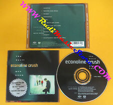 CD ECONOLINE CRUSH The Devil You Know 1997 Us RESTLESS  no lp mc dvd (CS12)