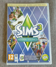 PC Game The Sims 3 Hidden Springs Origin in Box French Version Engish Game