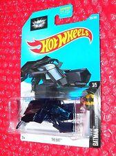 2017 Hot Wheels THE BAT  Batman  #205 DTY47-D9B0K    K case
