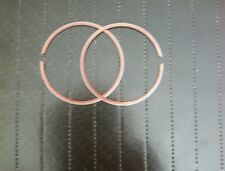 SUZUKI TS185 PISTON RINGS 64MM STD- RCR SPECIAL TOP QUALITY FOR YOUR ENGINE!
