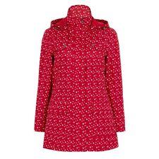 Chubasquero con capucha de invierno para mujer 100% impermeable al aire libre Abrigo chaqueta más tamaño 22