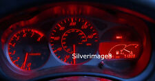 2000+ Toyota Celica GT / GTS Gauge Cluster Red LED Lcd AND Needle Kit