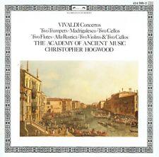Christopher Hogwood - Vivaldi Concertos CD L'Oiseau-Lyre Made in W. Germany