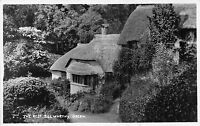 POSTCARD  SOMERSET  SELWORTHY  GREEN   The   Rest      RP