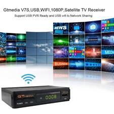 Satelliten SAT TV Receiver Gtmedia V7S HD HDMI mit USB WIFI Unterstützung DVB S2