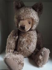 STEIFF,Bär,Teddy,Teddybär,Original Teddy,Maskengesicht,51 cm,caramel,mit KF