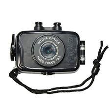Intova Duo Waterproof HD POV Sports Video Action Camera, Black