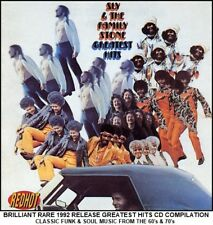 Sly & The Family Stone Very Best Greatest Hits Collection 70's Funk Soul CD