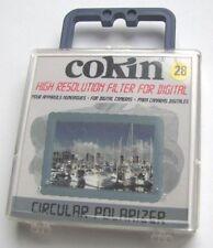 28mm Cokin Circular Polarizer Digital Lens Filter High Resolution C28CPL, 28 mm
