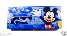 Mickey Mouse Stationery Set Mickey Mouse School Set Pencil Case Donald Goofy