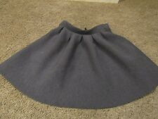 rue 21 juniors skirt size medium gray NWT