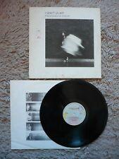 Robert Plant The Principle Of Moments Vinyl 1983 Irish Import LP Led Zeppelin