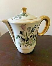1920s Art Deco Limoges Rouard Paris Solange Patry-Bie France Porcelain Teapot