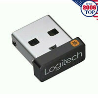 Logitech Unifying Keyboard Mouse USB Receiver 1 to 6 Device Dongle 3mm Universal