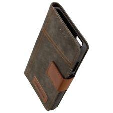 COMMANDER BOOK CASE ARMY JEANS für Huawei P8 Lite 7515888 Tasche Hülle Mappe Bag