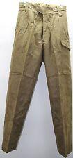 British battledress trousers 1949 pattern size 16 waist 34-35 L34.5 each M9150