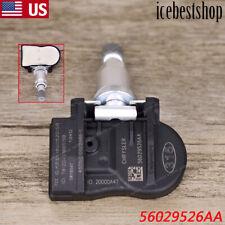 For Chrysler Dodge Jeep TPMS Tire Pressure Sensor Service Kit 56029526AA 315 MHz