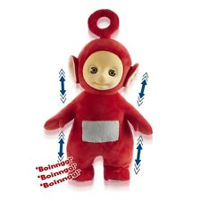 "Teletubbies Teletubbie Jumping Po Soft Plush Stuffed Doll Toy 12"""
