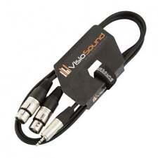 XLR (3-polig) Female Pro-Audio Kabel, Leitungen & Stecker