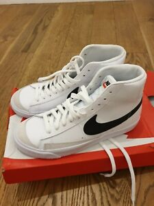 Women's Nike Blazer Mid 77 Trainers UK 5.5 / EUR 38.5  WHITE /BLACK