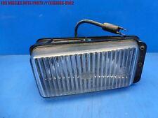 PORSCHE 944 N/A 944S 924S LEFT DRIVER SIDE FOG LIGHT GLASS LENS ASSMBLY HOUSING