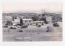 RPPC,Cameron,AZ.Standard Oil Gas Station,Ambulance,Coconino Co,Cook Photo,c.'50s