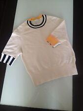 3.1 Phillip Lim Top T-Shirt Pullover Kaschmir Gr XS 36 w.Neu