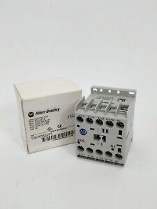 ALLEN-BRADLEY 100-K05ZJ01 Mini Contactor Ser.a , Emergency Used