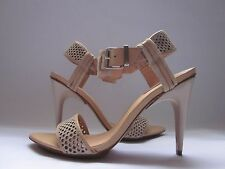 7 For All Mankind Danette Sandals Nude Women's 10