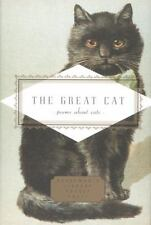 The Great Cat: Poems about Cats (Hardback or Cased Book)
