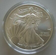 2010 AMERICAN SILVER EAGLE - WALKING LIBERTY SILVER 1 oz