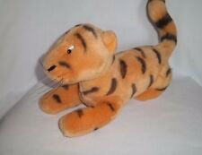 "GUND CLASSIC TIGGER 16"" Long Plush Winnie Pooh Disney Stuffed Animal Toy Orange"