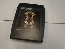 Groundhogs Black Diamond United Artists Records 8 Track Tape VG+