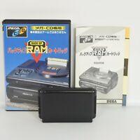 BACK UP RAM CARTRIDGE Mega Drive Sega 296 md