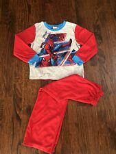 Marvel Avengers Boys 2 Piece Tank /& Shorts Pajamas small 6//7